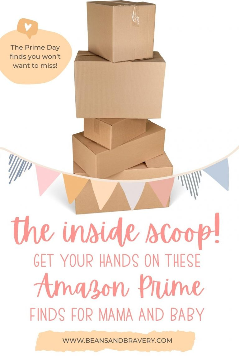 amazon prime day finds mom and baby