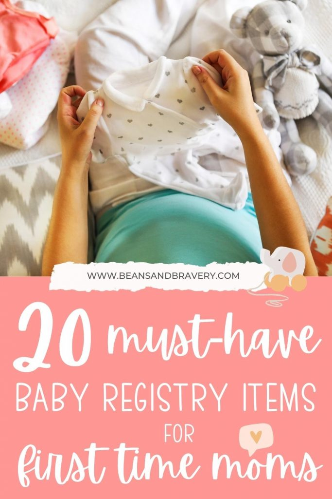 must-have baby registry products first time moms