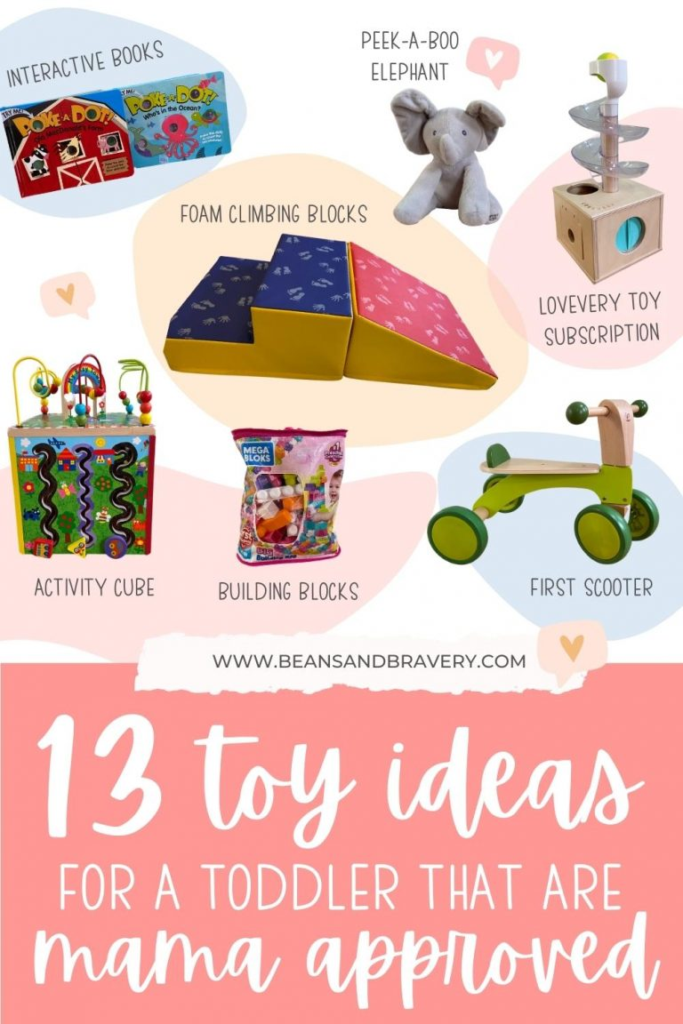 toddler toy ideas beans and bravery