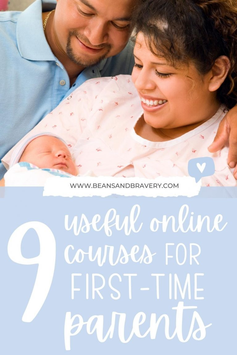 online classes for first time parents
