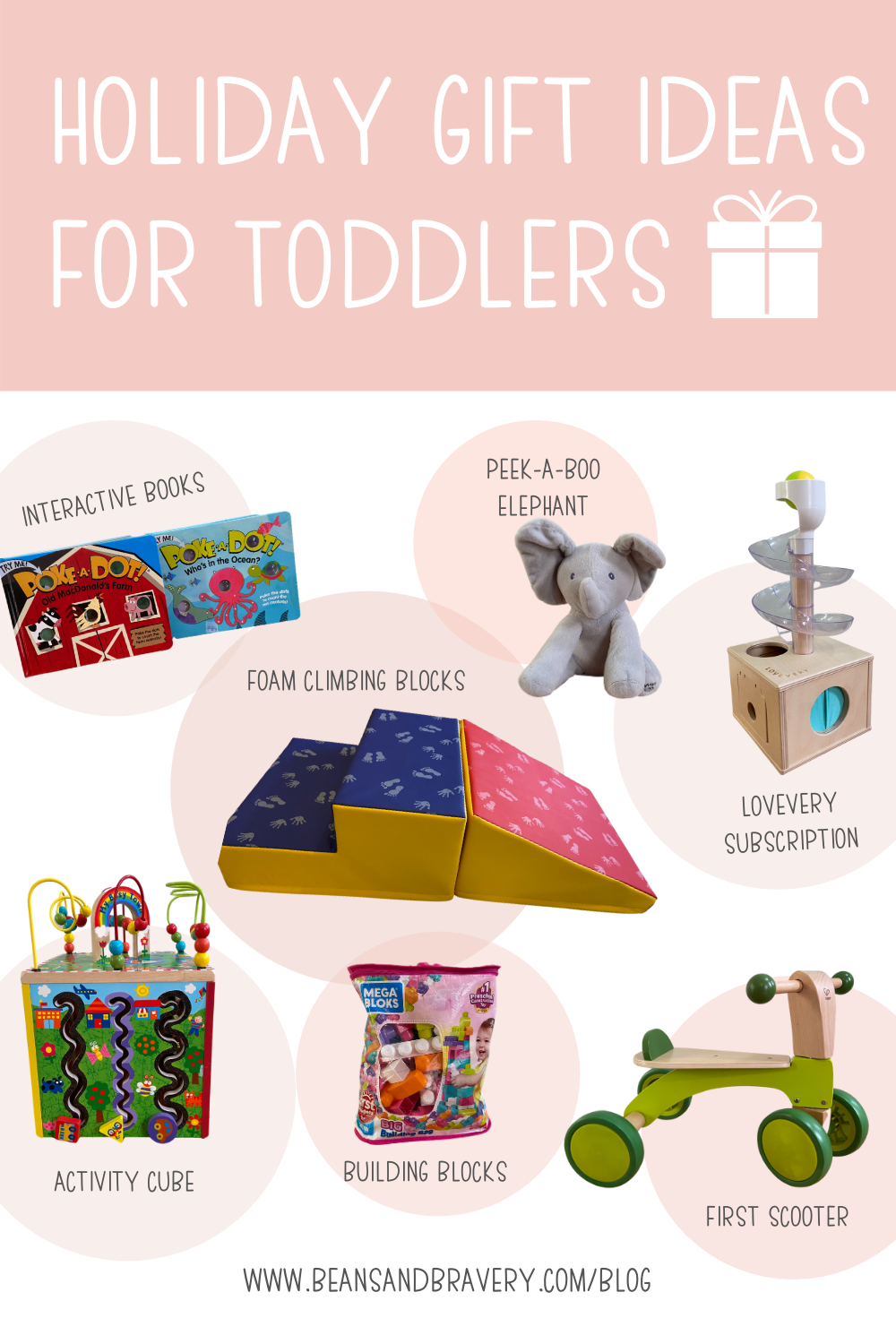 toddler toy ideas