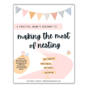 making the most of nesting